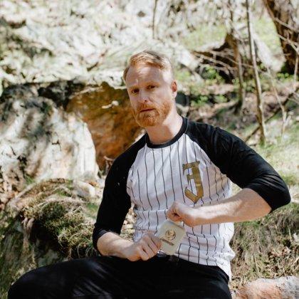 Pánské baseball triko Jägermeister
