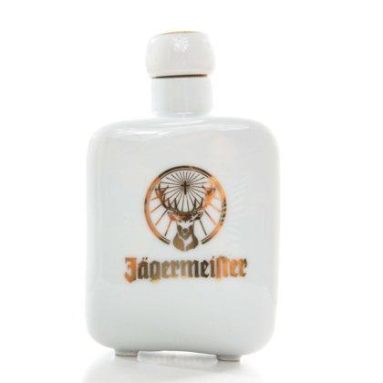 Porcelánová placatka Shit Happens X Jägermeister