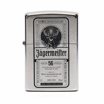 Zapalovač ZIPPO v designu Jägermeister