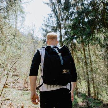 Batoh FVNK Bags Rolltop X Jägermeister